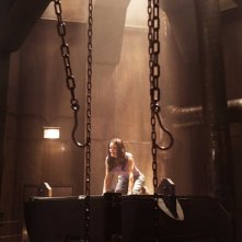 Gina Holden interpreta Joyce nel film Saw 3D: The Traps Come Alive