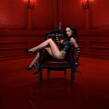Una sensuale Maggie Q per la prima stagione di Nikita
