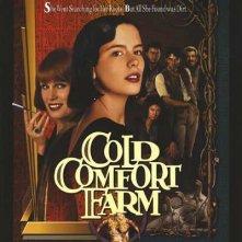 La locandina di Cold Comfort Farm