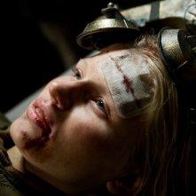 Un'immagine di Natalia Rybicka dall'horror Time Of Darkness