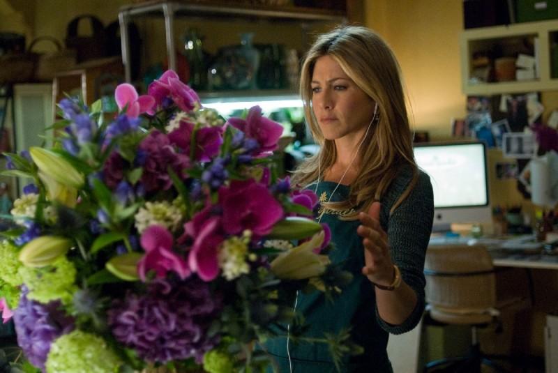 Jennifer Aniston Nei Panni Di Una Tenera Fioraia In Love Happens 169968