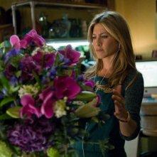 Jennifer Aniston nei panni di una tenera fioraia in Love Happens