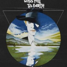 Poster de L\'uomo che cadde sulla terra (The Man who fell To Earth)