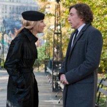 Anne Heche e Steve Coogan in una scena di The Other Guys