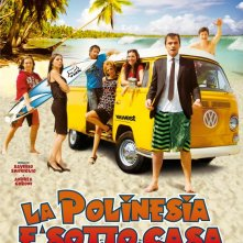 La locandina di La Polinesia è sotto casa