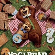 La locandina di Yogi Bear 3D