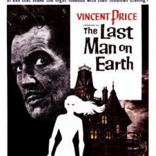 Locandina del film L\'ultimo uomo della Terra ( 1964 )