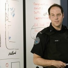 Matt Gordon nell'episodio Signals Crossed di Rookie Blue