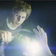 Michael Cera in una scena di Scott Pilgrim vs. the World