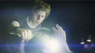 Michael Cera in una scena di Scott Pilgrim vs. the World