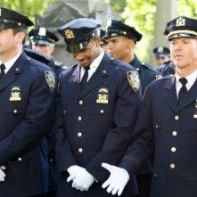 Michael Keaton in una scena di The Other Guys