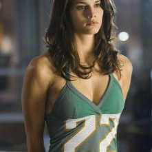 Missy Peregrym nell'episodio Signals Crossed di Rookie Blue