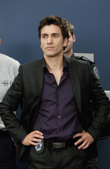 Noam Jenkins In Una Scena Dell Episodio Honor Role Di Rookie Blue 170177