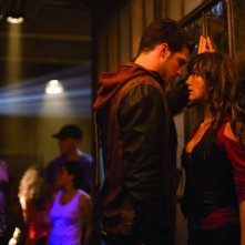 Sharni Vinson e Rick Malambri nel film Step Up 3-D