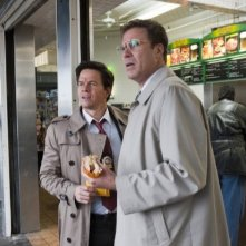 Will Ferrell e Mark Wahlberg, protagonisti di The Other Guys