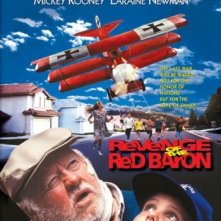 La locandina di Revenge of the Red Baron