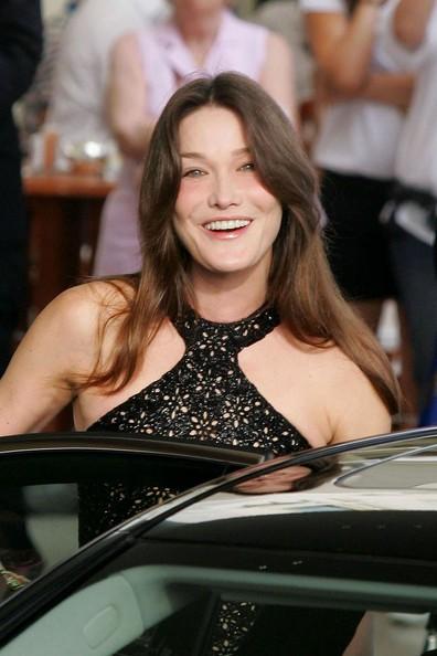 Carla Bruni A Cannes Nel 2007 170349