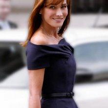 Carla Bruni, modella, cantante e attrice