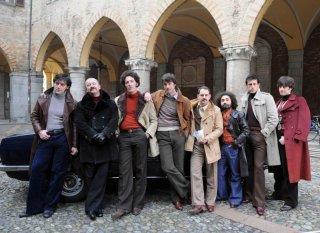 Kim Rossi Stuart, Filippo Timi e il resto del cast di Vallanzasca - Gli angeli del male