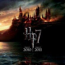 Locandina italiana di Harry Potter e i doni della morte