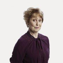 Una Stubbs è Mrs Hudson nella serie Sherlock
