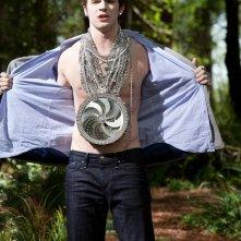 Edward interpretato da Matt Lanter in un'immagine tratta dal film Vampires Suck