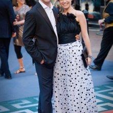 Tom Hardy e Charlotte Riley alla prima inglese di Inception
