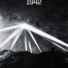 Teaser poster per Battle: Los Angeles -  Versione 1942