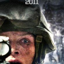 Teaser poster per Battle: Los Angeles -  Versione 2011