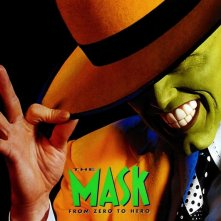 Un poster del film The Mask - da zero a mito