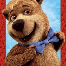 Character Poster per Yogi Bear 3D - Boo Boo