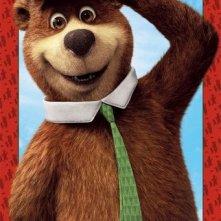 Character Poster per Yogi Bear 3D - Yogi
