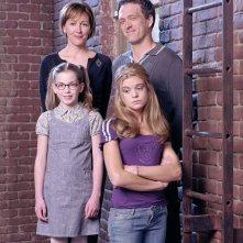 Cynthia Stevenson, Britt McKillip, Ellen Muth e Greg Kean per la prima stagione di Dead Like Me