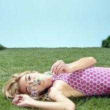 Ellen Muth in una foto promo per la stagione 2 di Dead Like Me