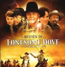 La locandina di Return to Lonesome Dove