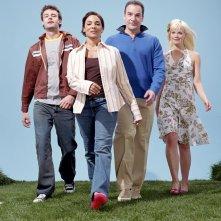 Una foto del cast principale per la stagione 2 di Dead Like Me