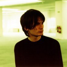 Jonny Greenwood sul set del film Norwegian Wood