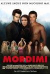 La locandina italiana del film Mordimi (vampires Suck)