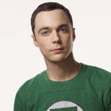 Jim Parsons in una foto promozionale della stagione 4 di The Big Bang Theory