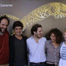 Locarno 2010: Luca Guadagnino, Riccardo Scamarcio, Ferdinando Cito Filomarino, Valeria Golino e Alba Rohrwacher
