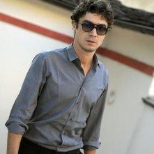 Locarno 2010: Riccardo Scamarcio presenta il cortometraggio Diarchia durante l'aperitivo Casorella