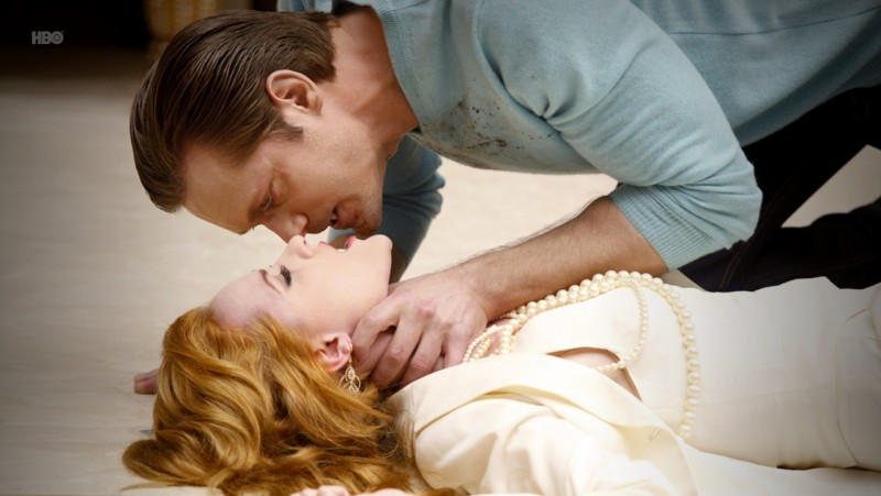 Alexander Skarsga Ed Evan Rachel Wood Nell Episodio I Got A Right To Sing The Blues Di True Blood 171196