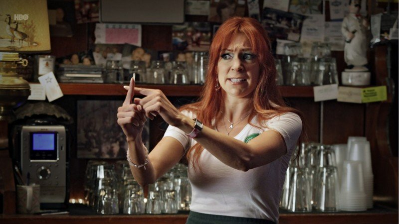 Carrie Preston nell'episodio I Got a Right to Sing the Blues di True Blood