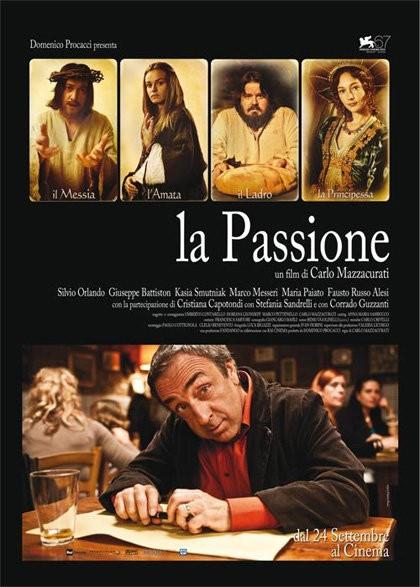 La Locandina Di La Passione 171222