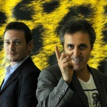 Locarno 2010: Benoit Magimel con Gilbert Melki presenta L'avocat