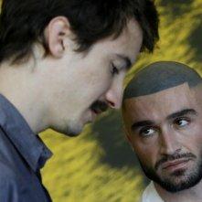 Locarno 2010: il pornostar François Sagat presenta 'L'homme au bain' con Omar Ben Sellem