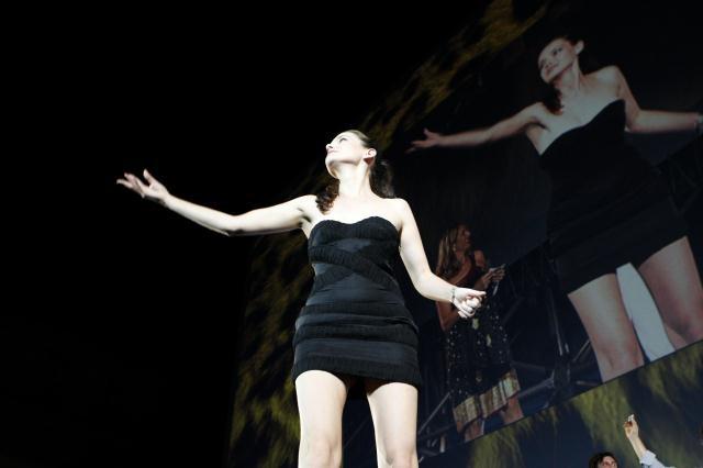 Locarno 2010 La Sexy Roxane Mesquida E La Star Di Rubber 171174