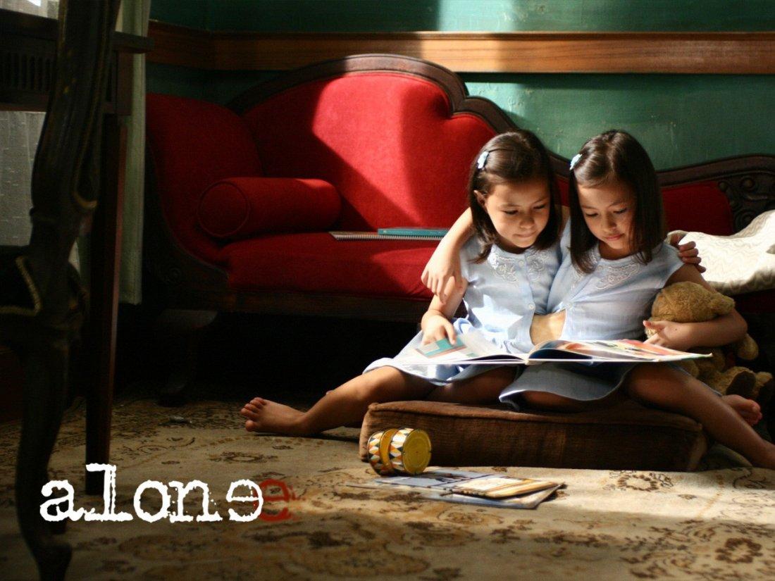 Wallpaper Del Film Alone 171268