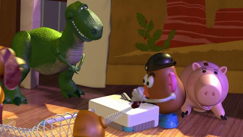 Alcuni Protagonisti Del Film D Animazione Toy Story 171379