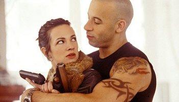 Asia Argento e Vin Diesel in xXx